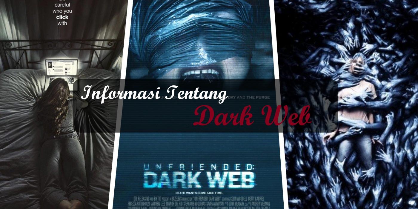 Informasi Tentang Dark Web