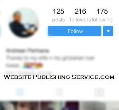 Profil Instagram Mencerminkan Kepribadian